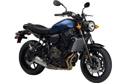 Yamaha XSR700 2019.