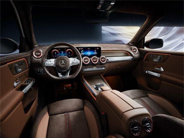 Mercedes-Benz chuẩn bị trình làng mẫu SUV 7 chỗ GLB - 2