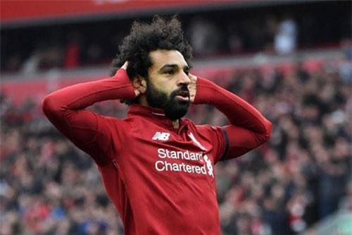 5. Mohamed Salah (Liverpool).