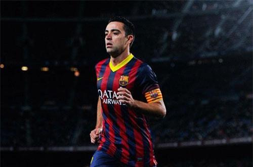 7. Xavi Hernandez (Tây Ban Nha).