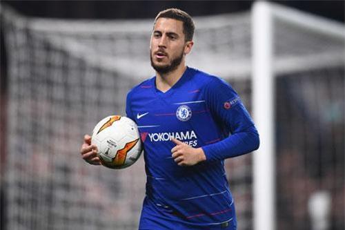 8. Eden Hazard (Chelsea).