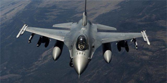 Mỹ bắt giữ công dân Nga vì mua sách hướng dẫn máy bay F-16 trên mạng - 1