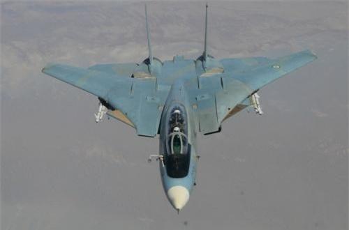 Cụ thể, F-14 được trang bị radar mạng pha băng X AN/AWG-9 tích hợp khả năng nhạn diện địch - ta, theo dõi cùng lúc 24 mục tiêu, bắt bám trong chế độ