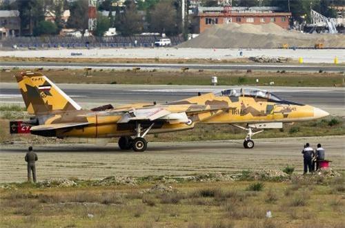 Chiến đấu cơ F-14 được thiết kế cho nhiệm vụ chính là chiếm ưu trên thế trên không, phòng không, đánh chặn, trinh sát hàng không chiến thuật và có thể tấn công mặt đất. Đây từng là mẫu tiêm kích hạm chủ lực của Hải quân Mỹ giai đoạn 1970-1990.