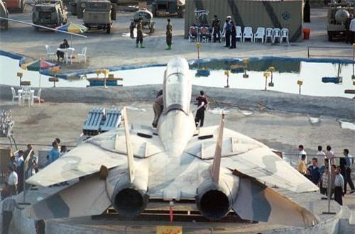 Dẫu vậy, có tới 70% số F-14 (trong tổng số 712 chiếc F-14 được chế tạo từ 1969-1991) sử dụng động cơ TF30, các biến thể sau này gồm F-14B/D được trang bị động cơ tin cậy hơn là F110-GE-400.