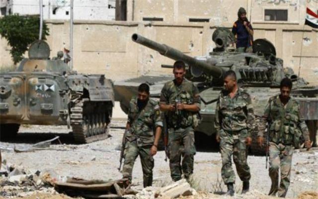 Quân đội Syria đang chuẩn bị đánh chiếm lại căn cứ chiến lược của phiến quân ở Idlib