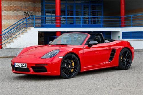 Bảng giá xe Porsche tháng 5/2019: Cao nhất hơn 20 tỷ