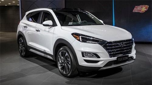 Hyundai Tucson 2019 có điểm gì thu hút khách mua hàng?