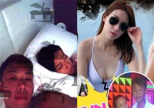 """Showbiz Hong Kong lại chấn động: Hoa đán TVB Diêu Tử Linh bị lộ ảnh """"giường chiếu"""" với chồng của bạn thân?"""
