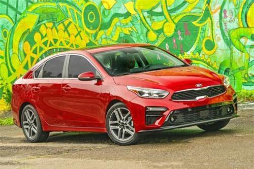 Mazda 3, Kia Cerato 2019 giá rẻ, 'đè bẹp' Honda Civic, Toyota Altis ở phân khúc hạng C
