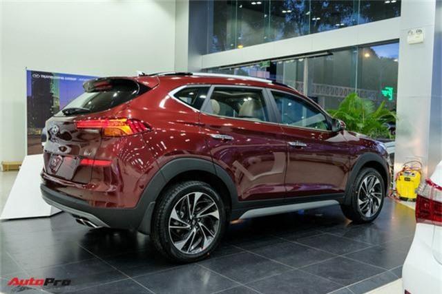 Chi tiết Hyundai Tucson 2019 bản cao cấp nhất giá 932 triệu đồng, Mazda CX-5 và Honda CR-V cần dè chừng - Ảnh 2.