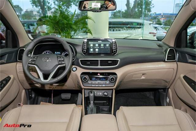Chi tiết Hyundai Tucson 2019 bản cao cấp nhất giá 932 triệu đồng, Mazda CX-5 và Honda CR-V cần dè chừng - Ảnh 6.