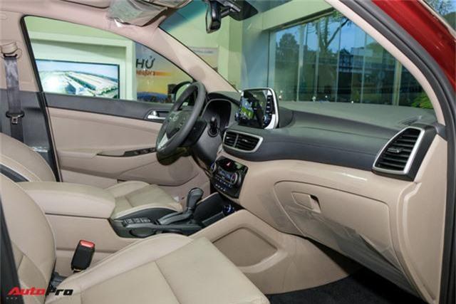 Chi tiết Hyundai Tucson 2019 bản cao cấp nhất giá 932 triệu đồng, Mazda CX-5 và Honda CR-V cần dè chừng - Ảnh 9.