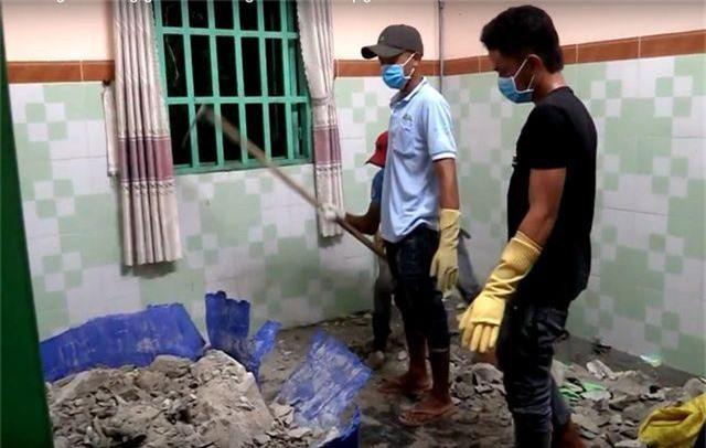 Khởi tố vụ 2 người bị sát hại, đổ bê tông phi tang - 1