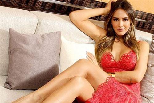 Shannon de Lima.