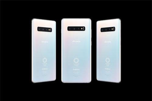 Samsung ra mắt Galaxy S10 Plus phiên bản Olympic Games Edition