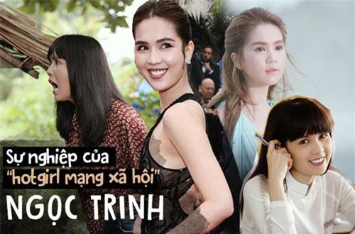 """Trước khi chơi lớn tại Cannes, Ngọc Trinh có thật là """"hotgirl mạng xã hội"""" như dân Trung đồn?"""