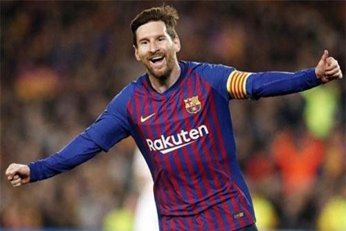 Messi đoạt giải Pichichi, cân bằng kỉ lục của Telmo Zarra
