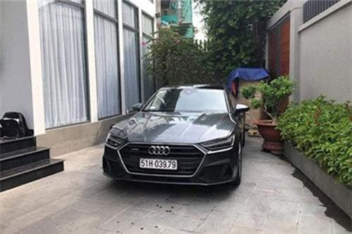 Audi A7 Sportback 2019.