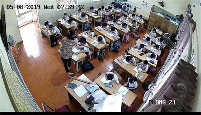 Buộc thôi việc cô giáo tát, đánh nhiều học sinh lớp 2 trong giờ kiểm tra - 2