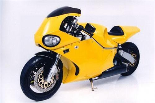 Những mẫu môtô kỳ lạ và đắt nhất thế giới