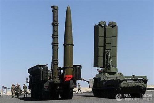 Tổ hợp Iskander đặc biệt này sẽ giữ vai trò cực kỳ quan trọng khi được triển khai tại Kaliningrad