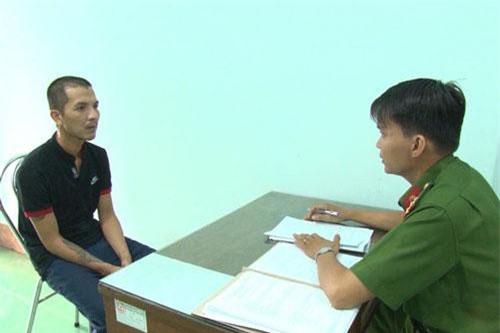 Vũ Đình Vẹn bị bắt vì cất giữ ma túy giùm bạn gái.
