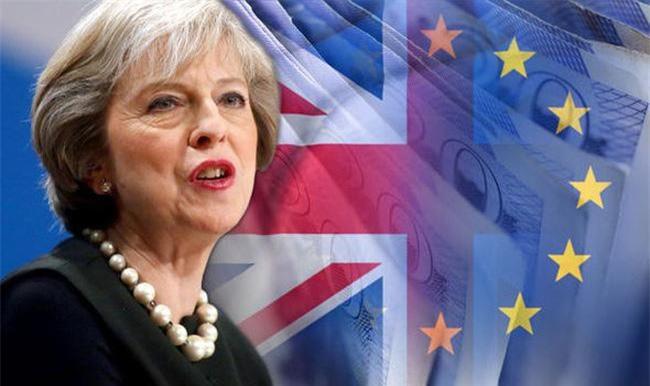 Thủ tướng Anh Theresa May. Ảnh: Getty Images
