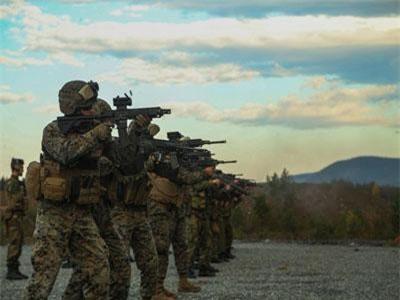 Tiểu đội súng trường biên chế ít nhất NATO có bao nhiêu người?