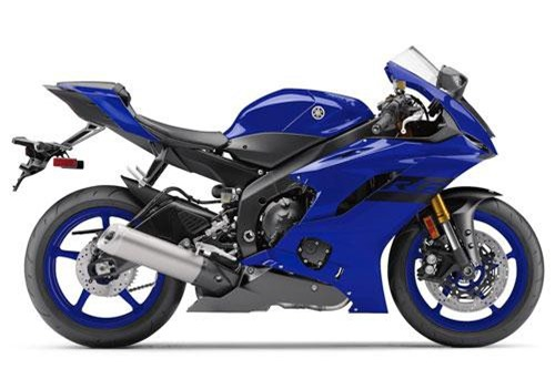 Cận cảnh sportbike 599cc của Yamaha, giá gần 300 triệu