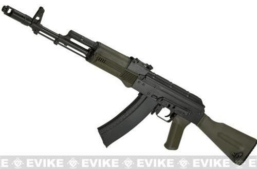 Nhà thầu từ phía Nga là Izhmash (nay là Công ty Cổ phần Kalashnikov) cung cấp hầu hết các bộ phận từ Nga, Azerbaijan hầu như chỉ láp ráp lại với mức nội địa hóa tương đối thấp.