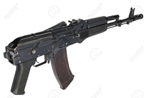 AK-74M là phiên bản nâng cấp của dòng súng trường tiến công AK-74. Mẫu AK-74M bắt đầu đưa vào sản xuất hàng loạt từ năm 1991 tại nhà máy Izhmash.
