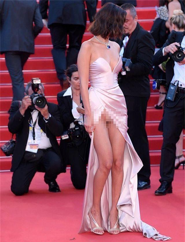 Khi người đẹp bị chê vì mặc hở hang tại LHP Cannes - 12