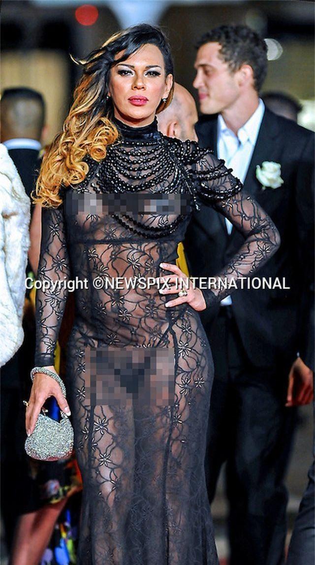 Khi người đẹp bị chê vì mặc hở hang tại LHP Cannes - 6