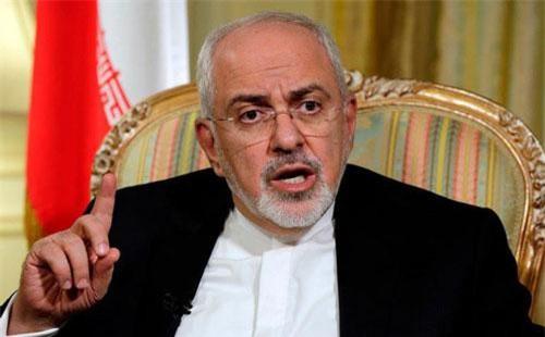 Ngoại trưởng Iran Mohammad Javad Zarif. (Ảnh: AP)