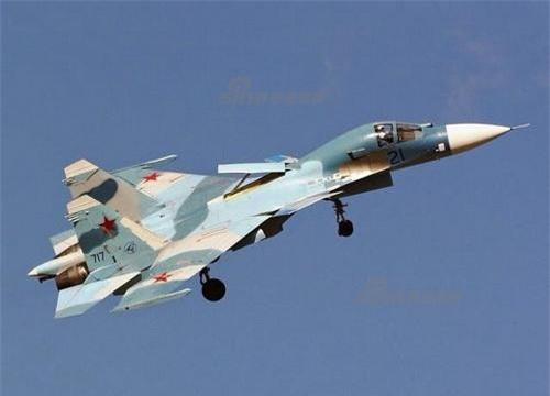 Tiêm kích huấn luyện - chiến đấu Su-33UB (Su-27KUB) của Hải quân Nga