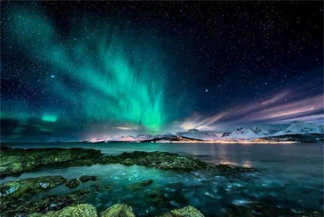 Những điểm đến có thiên nhiên tuyệt đẹp về đêm trên trái đất - 6