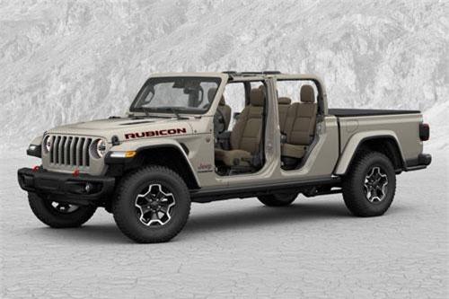 3. Jeep Gladiator Rubicon 2020.