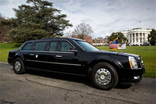 Xe tổng thống của Mỹ và Nga khác nhau như thế nào?