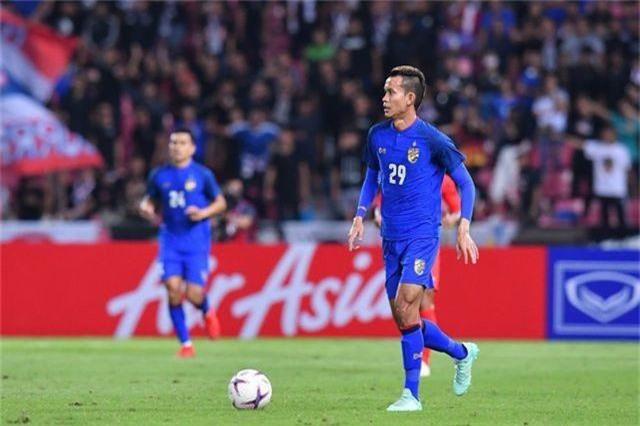 Vì trận đấu với đội tuyển Việt Nam tại King's Cup, Thái Lan liên tục phá lệ - 1