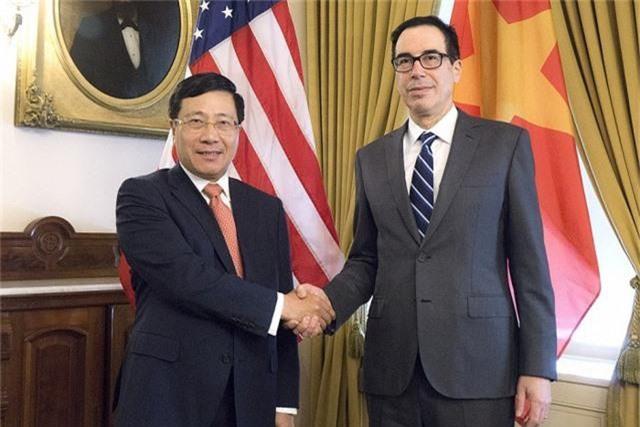 Khuyến khích các công ty Hoa Kỳ đầu tư và kinh doanh tại Việt Nam - Ảnh 1.