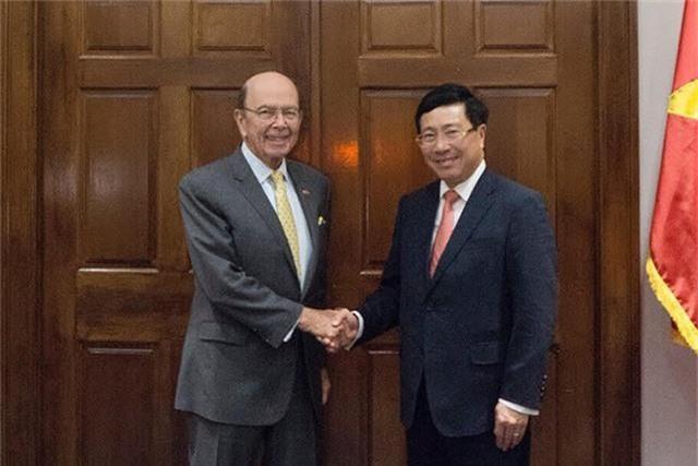 Khuyến khích các công ty Hoa Kỳ đầu tư và kinh doanh tại Việt Nam - Ảnh 2.