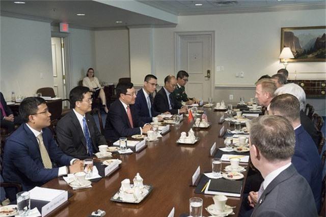 Khuyến khích các công ty Hoa Kỳ đầu tư và kinh doanh tại Việt Nam - Ảnh 3.
