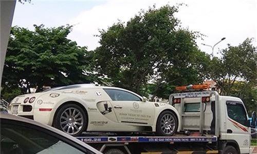 Bugatti Veyron cua Dang Le Nguyen Vu tai xuat tren pho Viet-Hinh-2