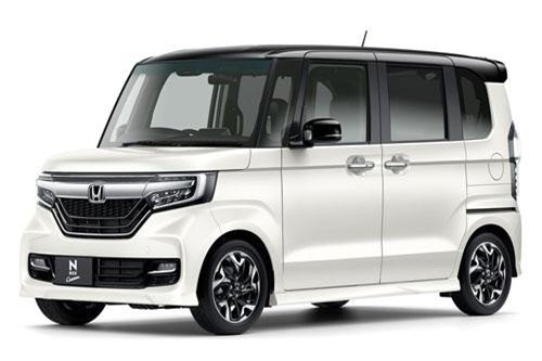 Honda N-Box (doanh số: 85.397 chiếc).