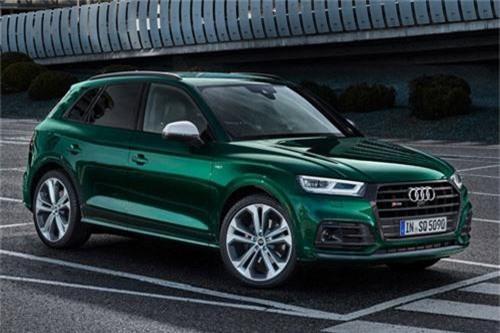 Audi SQ5 TDI 2020.