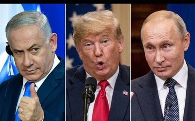 Lần đầu tiên, Nga, Mỹ, Israel họp bàn về Iran, Syria