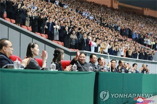 Em gái quyền lực của ông Kim Jong-un tái xuất sau tin đồn bị kỷ luật - 1