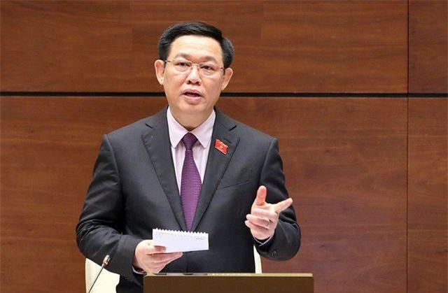 Phó Thủ tướng Vương Đình Huệ. (Ảnh: Dân trí)