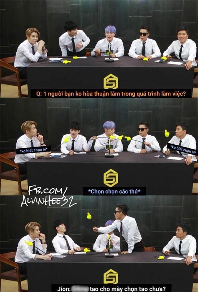 8 trùm bảo kê của các nhóm nhạc Kpop: Cãi tay đôi với antifan, kể tội công ty, người trị được cả thánh khẩu nghiệp - Ảnh 3.